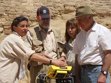 Conference during Sphinx Survey
